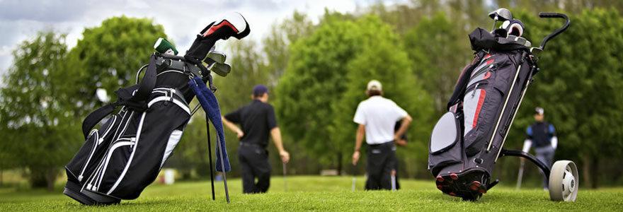 Choisir son sac de golf
