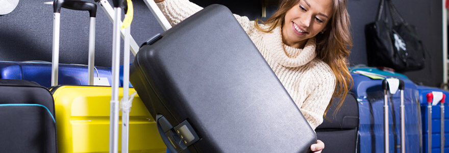 choisir une valise trolley