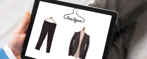 Vêtements d'occasion pour homme